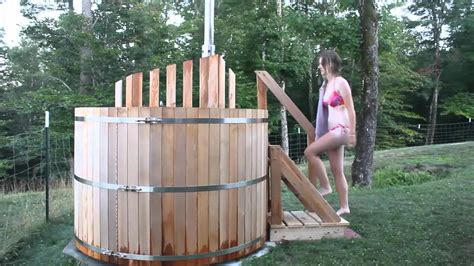 how to make a sauna in your bathroom vermont sauna and hot tub wood fired saunas and tubs