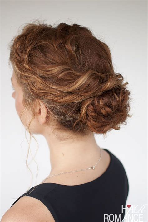 twisted side bun updo hairstyles tutorial popular haircuts 130 best hair the never ending battle images on pinterest