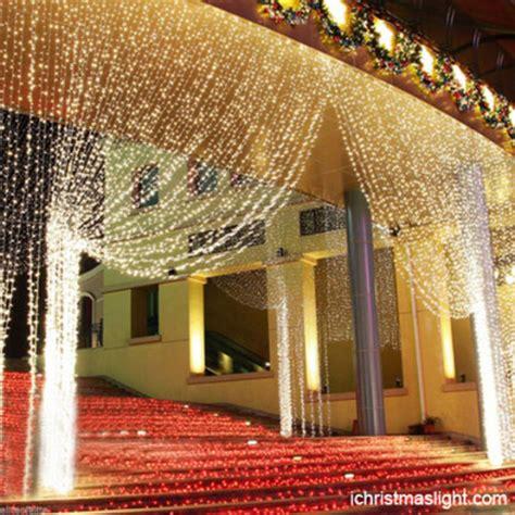 led curtain wedding backdrop led curtain lights ichristmaslight