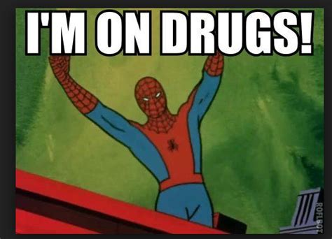 Spiderman Meme Masturbating - spider man meme i m on drugs spider man memes
