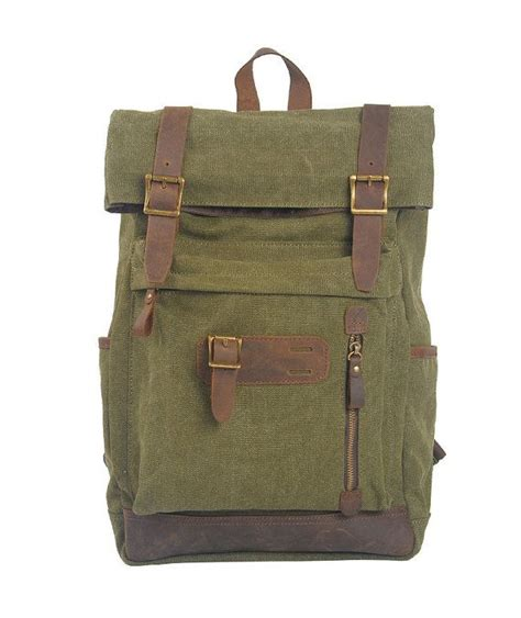 Best Quality Backpack Lona 17 best images about bolsos de cuero on bags