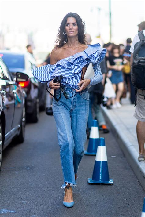 latest summer styles and fashion trends harpers bazaar street style new york fashion week spring 2017 day 6