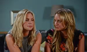sharons new hair colour eastenders eastenders spoilers roxy s and ronnie mitchell s exits
