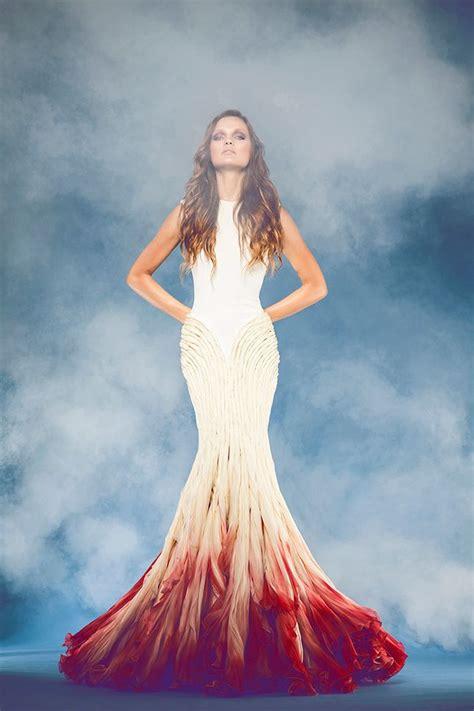 25  cute Ombre wedding dress ideas on Pinterest   Fancy