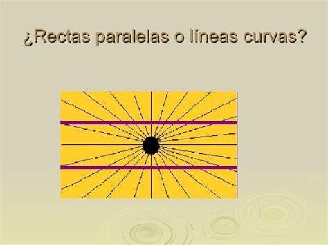 ilusiones opticas rectas paralelas ilusiones 243 pticas