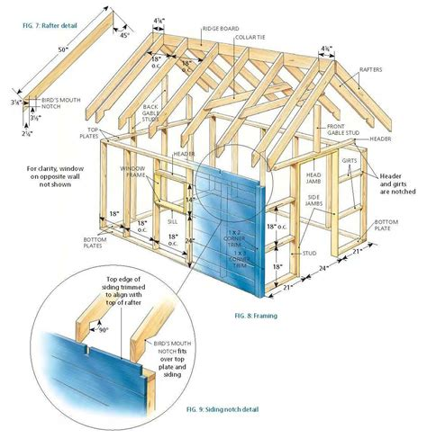 free blueprints for houses free treehouse plans