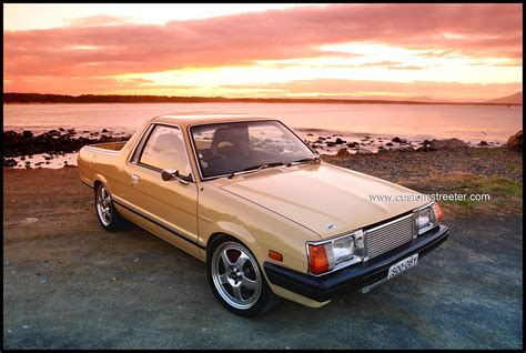 subaru brat custom retro gl 10 turbo build page 17 members rides