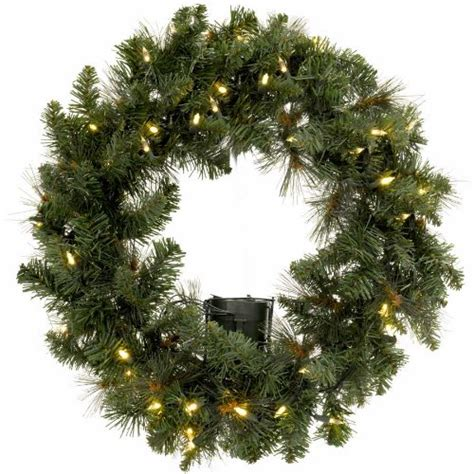 nest noel 24 quot swiss pine battery operated led christmas