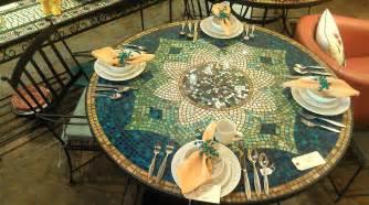 Mosaic Kitchen Table 42 X 93 Quot