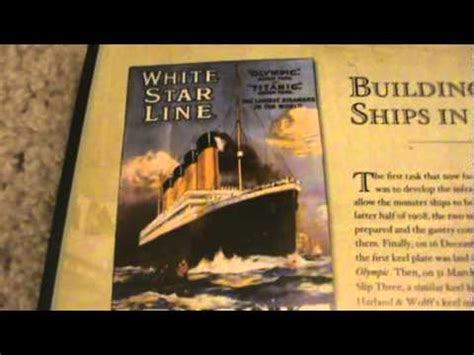 titanic book report titanic experiance book review part 1