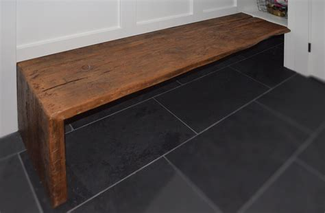 mud bench rustic mudroom bench abodeacious