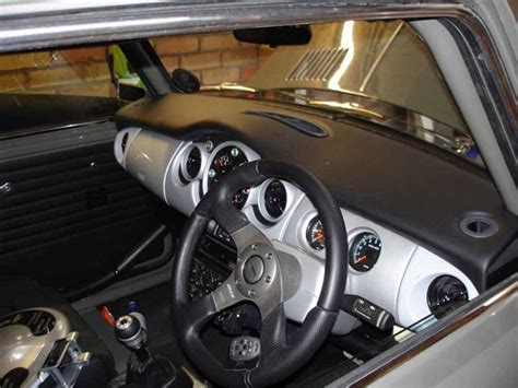 Classic Car With Modern Interior by 38 Best Images About Mini Interiors On Mini Cooper Classic Cars And Black Interiors