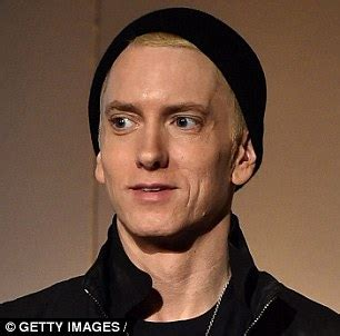 eminem now have drugs ruined eminem s looks daily mail online