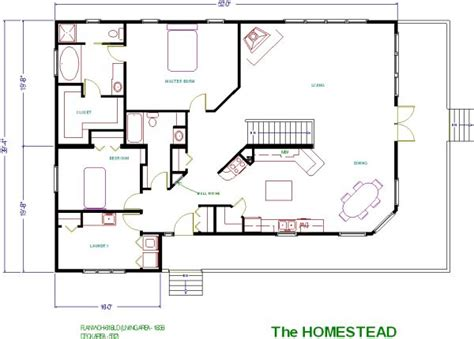 Rtm Floor Plans by Willow Creek Homes Inc Plans 1601 1800 Square Feet