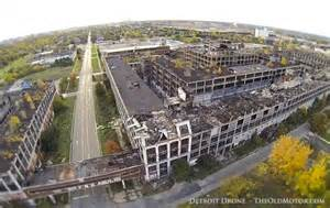 Commercial Garage Plans Plans For The Packard Plant Project Move Forward The Old