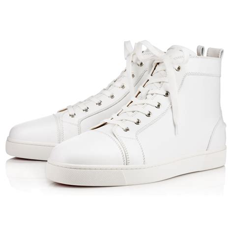 christian louboutin mens white sneakers christian louboutin mens white sneakers replica christian