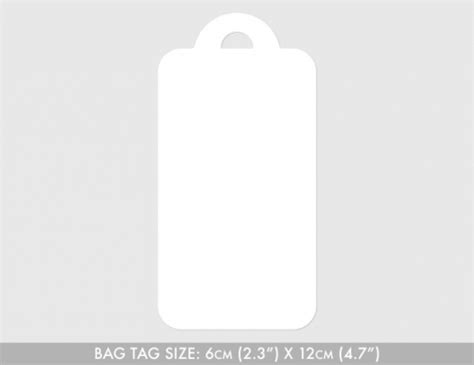 Bsk 21 Pastel Green personalised soccer bag tag buy today