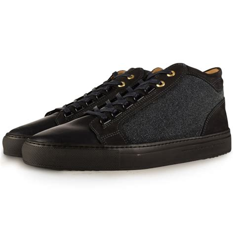 Android Homme by Android Homme Android Homme Navy Propulsion Mid Trainers