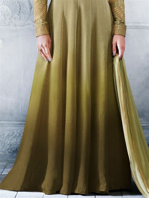 pista color buy pista green color handloom silk wedding wear salwar