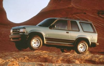 how it works cars 1994 mazda navajo user handbook used 1994 mazda navajo suv review ratings edmunds