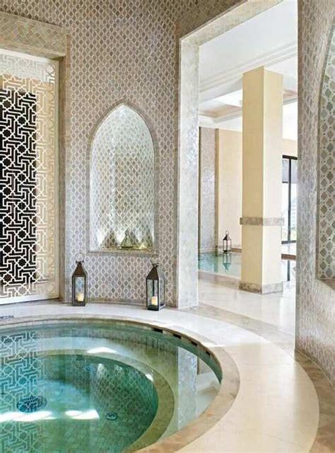 Modern Moroccan Bathroom Design Arabic Style Interiors L Essenziale