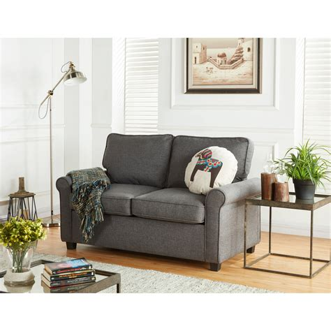 sleeper sofa with memory foam mattress mainstays sofa sleeper with memory foam mattress home