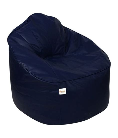 xxxl sofa sattva muddha sofa xxxl bean bag with beans navy blue