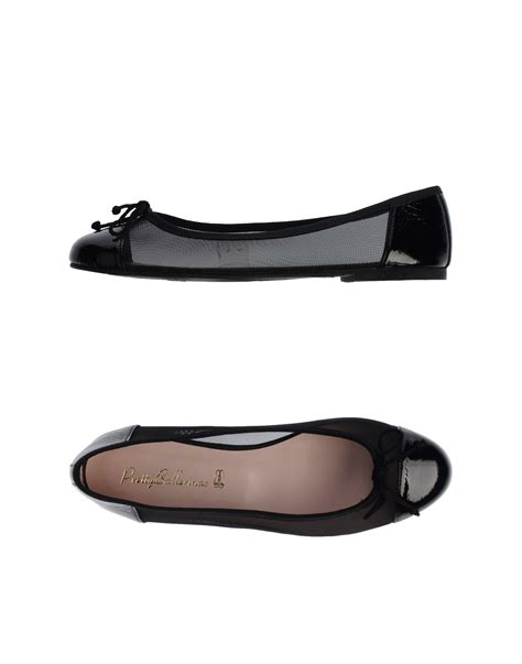 pretty flats shoes pretty ballerinas ballet flats in black lyst