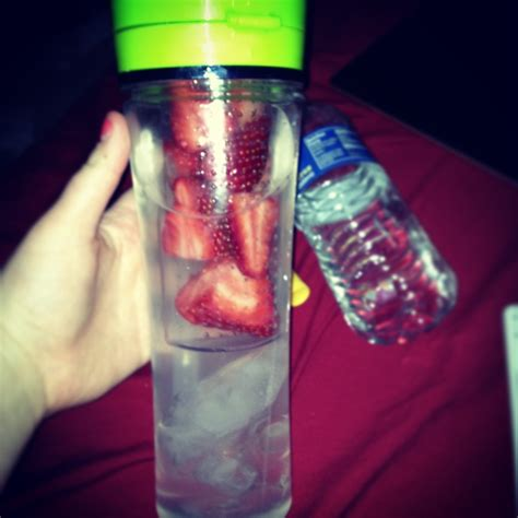 My Bottle Infused Water My Bottle Pouch My New Fruit Infuser Water Bottle From Kohl S Want