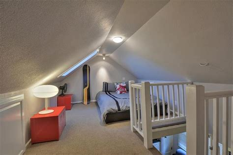 finished attic bedroom 25 unique finishing an attic at home quickinfoway