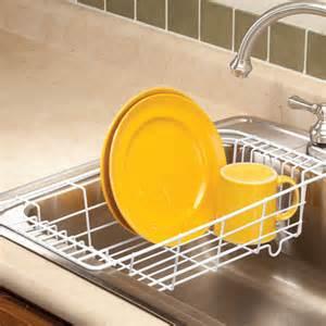 sink dish drainer in sink dish rack walter