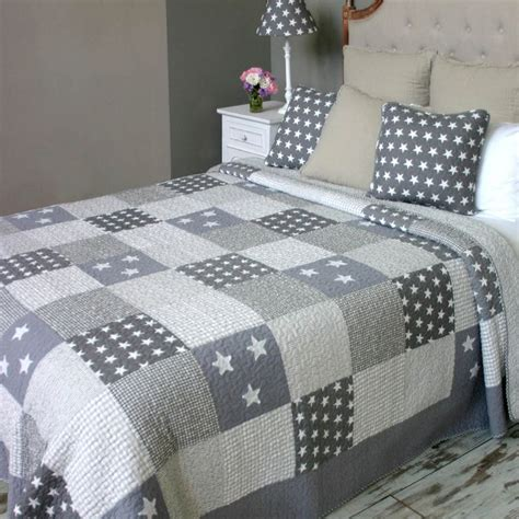 Grey Patchwork Quilt - 71 best images about patchwork quilts on quilt