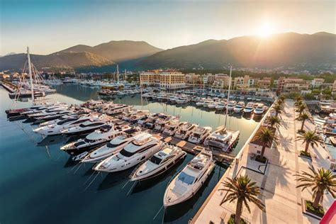 Top Marina the world s top megayacht marinas