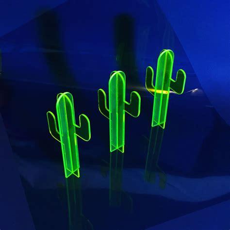 Fluorescent Cactus Ls Cactus Light Cactus Lights