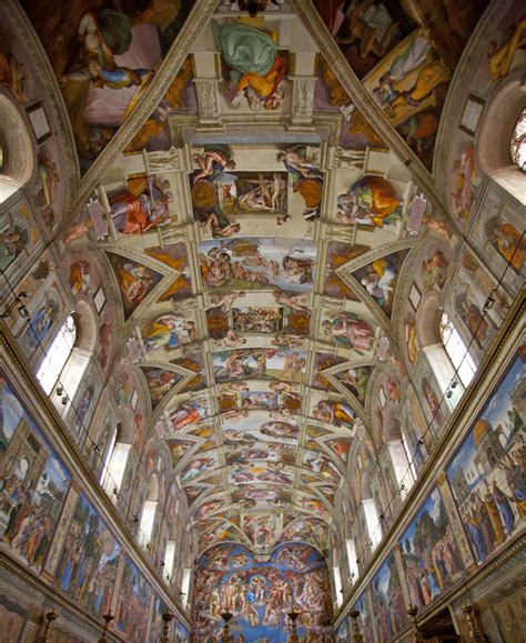 sistine chapel vatican city a sneaky one of the