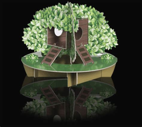 Tree House Hamster habitrail ovo products
