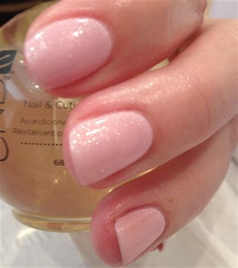 cnd vinylux topcoat and polish in grapefruit sparkle лак vinylux cnd vinylux 118 grapefruit sparkle 15 мл
