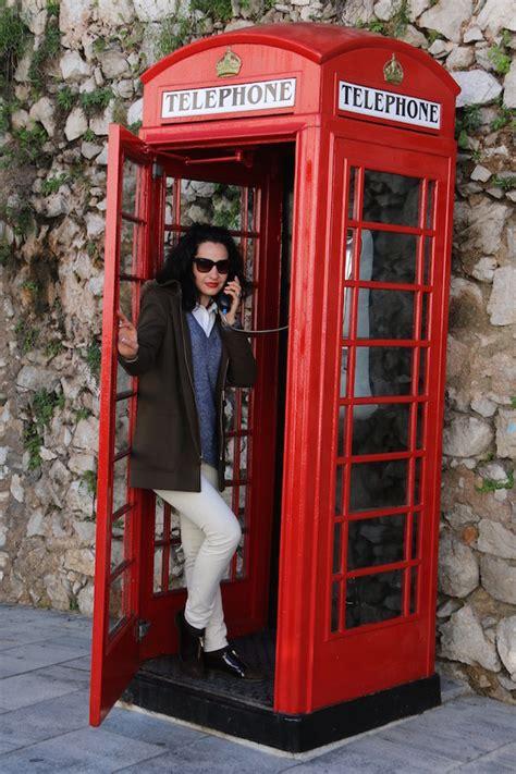 una cabina telefonica qu 233 visitar ver y hacer en gibraltar andorreando por el