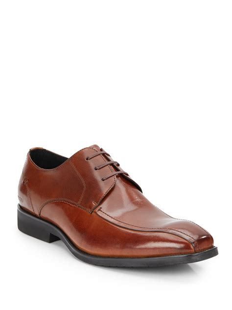 kenneth cole brown shoes lyst kenneth cole reaction fortune n fame dress shoes in