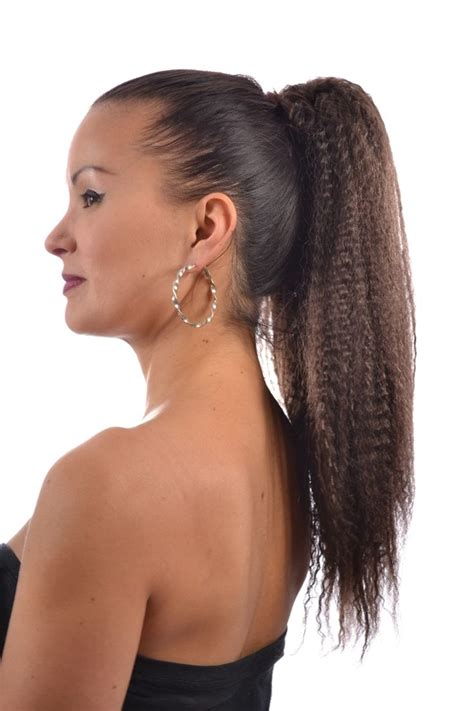 black drawstring ponytails pony crimp drawstring ponytail hairpiece 16 shades
