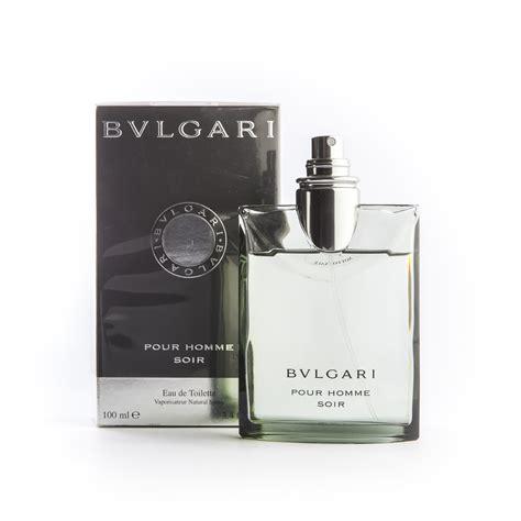 Parfum Original Bpom Bvlgari Pour Homme Soir For Edt Tester eau de toilette 100 ml bulgari bulgari pour homme soir