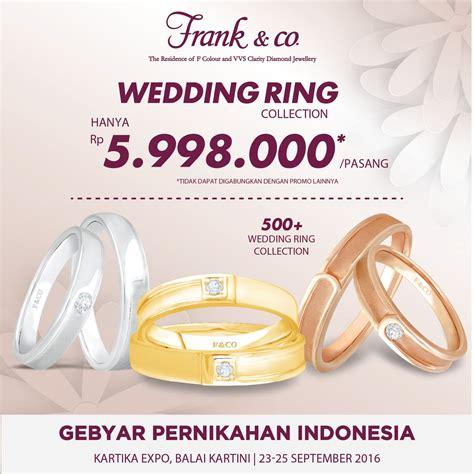 Frank N Co Newyear Promo promo pameran pernikahan indonesia 2017 wedding