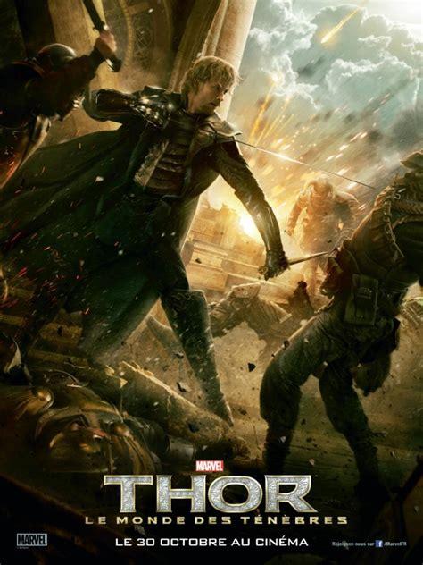 film makinesi thor 2 thor le monde des t 233 n 232 bres deux nouvelles affiches