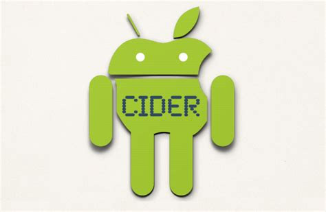 run ios apps on android research project cider allows unmodified ios apps to run on android