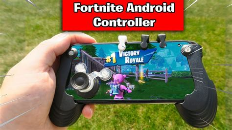 fortnite mobile android controller youtube