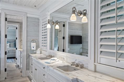 Florida Bathroom Designs Florida Cottage Style Bathroom Other Metro By Architects Aia Inc