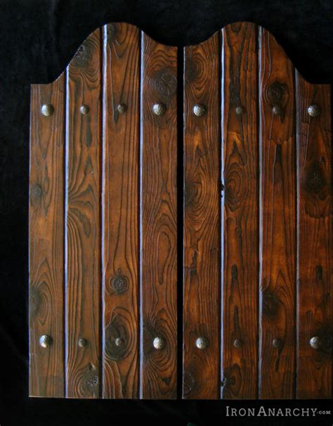Western Interior Doors Custom Western Swinging Saloon Doors Rustic Interior Doors Los Angeles By Hylton Butterfield