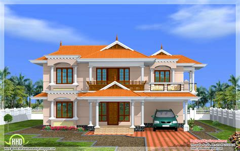 bedroom communities kerala model home in 2700 sq feet kerala home design and