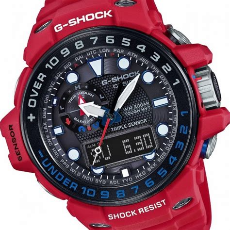 Casio G Shock Premium Quality Japan 2 casio g shock gulfmaster multiband6 solar gwn 1000rd 4ajf from japan new ebay