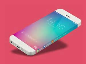 Iphone Infinity Forget A Fingerprint Sensor Iphone 6 Infinity Concept Has